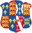 Arms of Catherine Howard.svg