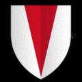 Arms of Sir John Chandos, KG.png