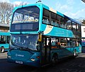 Arriva Kent & Surrey AY55DKA, Chatham Bus Station, 16 January 2018 (cropped).jpg