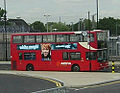 Arriva London bus Alexander ALX400, Elmers End station, 19 May 2011.jpg