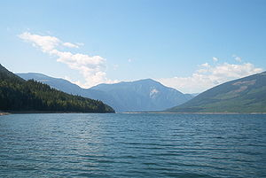 Arrow Lakes - Upper Arrow Lake, British Columbia