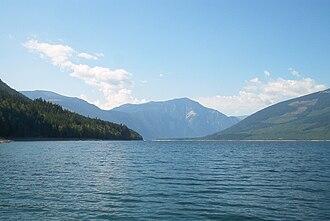 Arrow Lakes - Upper Arrow Lake, British Columbia