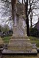 Art Deco gravestone - City of London Cemetery and Crematorium - Emily Salome and William Edward Allpress.jpg