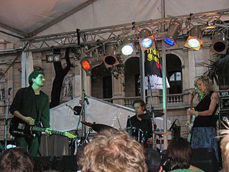 Art of Fighting (band) - St Jeromes Laneway Festival