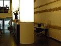 Art work at membership desk (3891121025).jpg