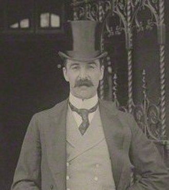 Arthur Griffith-Boscawen - Arthur in 1899