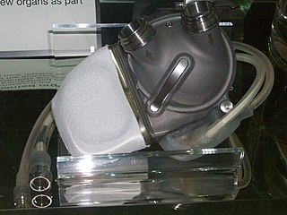 Artificial heart Medical device