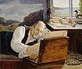 Arvid Liljelund - Ferdinand von Wright at Work - A I 617 - Finnish National Gallery.jpg