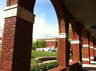 Asbury University - Image: Asbury University Archways