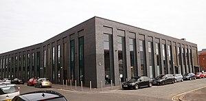 Birmingham Assay Office - Image: Assay Office Birmingham 20