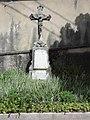 Assenoncourt (Moselle) croix, mémorial de guerre.jpg