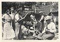 At Skryjský mill, Arranging photo, 1937, 16scan022.jpg