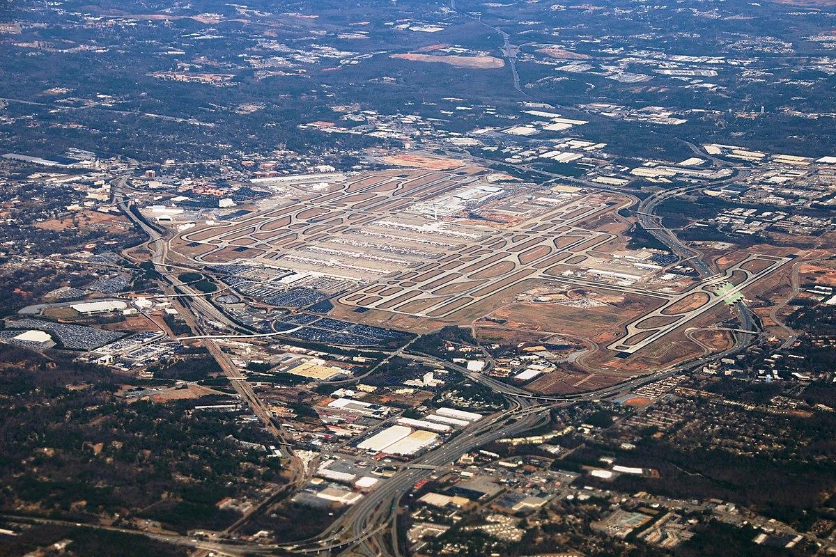 Hartsfield–Jackson Atlanta International Airport - Wikipedia