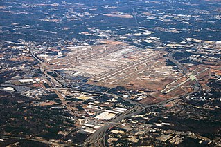 Hartsfield–Jackson Atlanta International Airport International airport in Atlanta, GA, US
