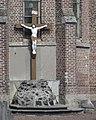 Auberchicourt - Cimetière de l'église Notre-Dame-de-la-Visitation, tombe de la famille Choque (01).JPG
