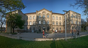 University of Göttingen - The old Auditorium Maximum (built in 1826–1865)