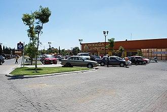 Teotihuacán (municipality) - The Bodega Aurrerá of Teotihuacan