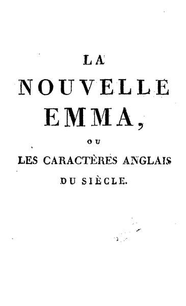 File:Austen - La Nouvelle Emma T1 et 2.djvu