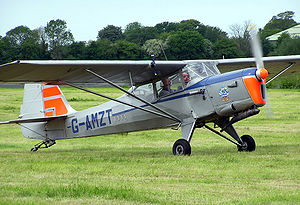 Auster - Auster J/5F Aiglet Trainer of 1953