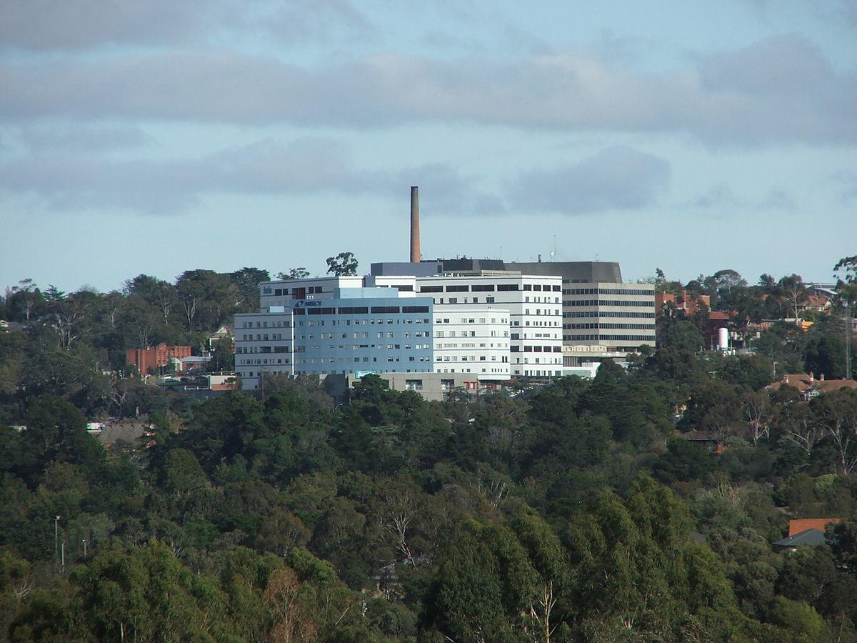 austin hospital  melbourne