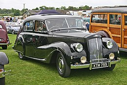 Un'Austin A135 Princess Mark II DS3