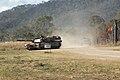 Australian Army Abrams tanks July 2011.jpg