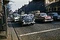 Autoja ja raitiovaunuja Mannerheimintie 5, 20, 18, 16 kohdalla - D7096 - hkm.HKMS000005-km0000n6vr.jpg
