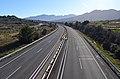 Autopista AP-7 amb Bèrnia al fons.JPG