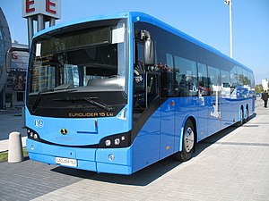 Autosan - Autosan Eurolider 15 LE - local/intercity low-entry bus