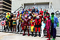 Avengers cosplays Dragon Con 2012.jpg