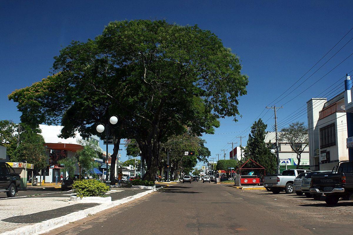 Ponta Porã Mato Grosso do Sul fonte: upload.wikimedia.org
