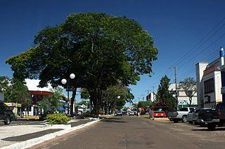 Ponta Porã Municipality in Central-West, Brazil