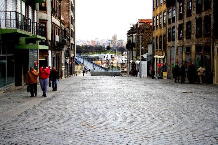Avenida de Vímara Peres - Porto