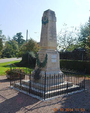 Avreuil - Avreuil War Memorial
