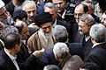 Ayatollah Khamenei at the International Conference in Support of the Palestin the Symbol of Resistance, Tehran 28.jpg