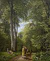 Bøgeskov i maj. Motiv fra Iselingen.jpg