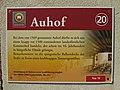 Bürgerhaus Auhofgasse 120 in Weitra - Hinweistafel.jpg