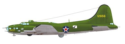 Boeing B-17E Flying Fortress of the 19th Bombardment Group USAAF, summer 1942 B-17E 19 BG.jpg