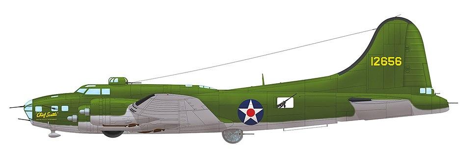 B-17E 19 BG