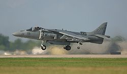 AV-8 Harrier II