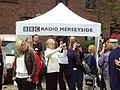 BBC Radio Merseyside Marquee, Albert Dock, Liverpool - DSC06879.JPG