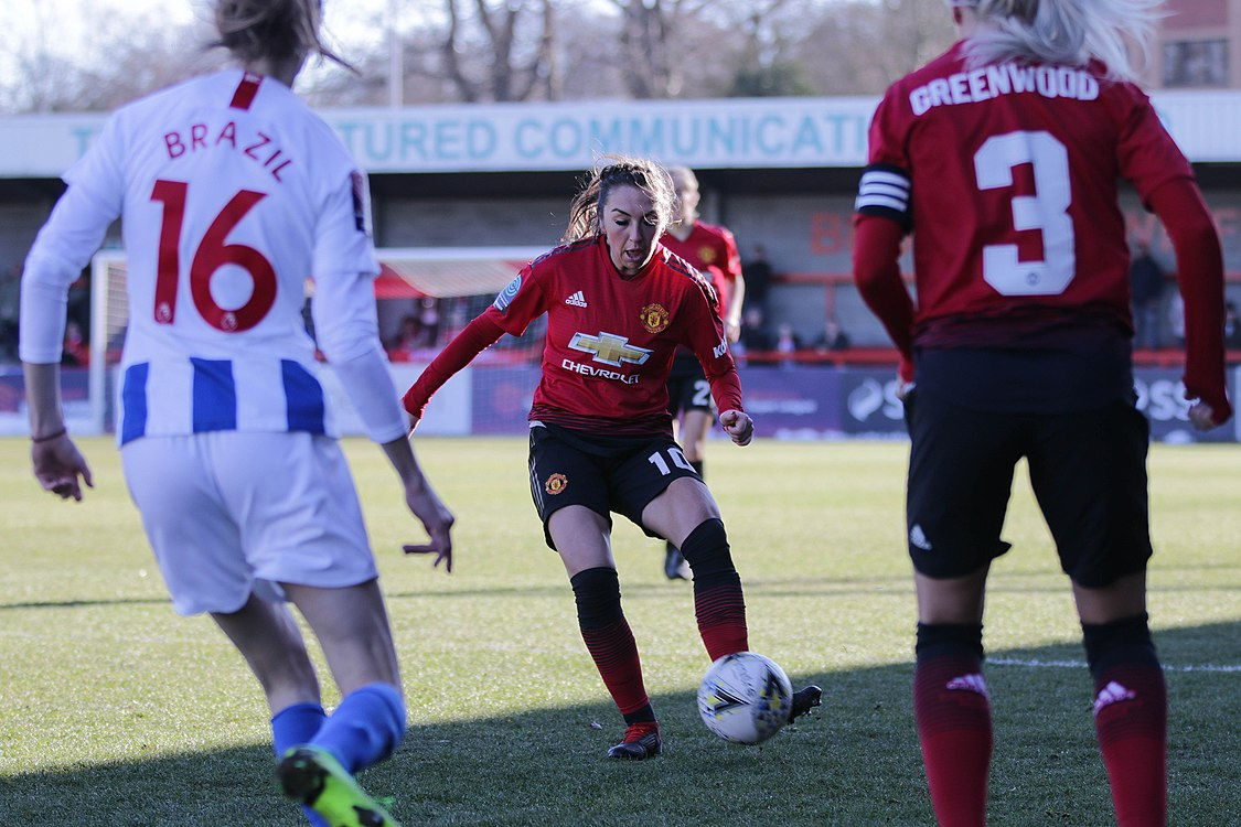 BHA Women 0 Man Utd Women 2 WFAC 4th rd 03 02 2019-395 (33110584988).jpg