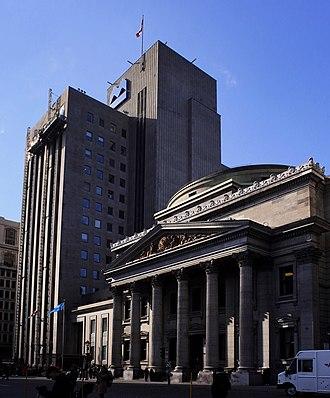 Bank of Montreal - Image: BMO Place d'Armes, Montréal 01