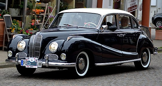 BMW 501 - Wikiwand