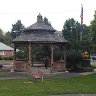 Hummelstown, Pennsylvania - The Pavilion at Herbert A. Schaffner Park