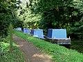 BWB maintenance boats, Stourton, Staffordshire - geograph.org.uk - 975785.jpg