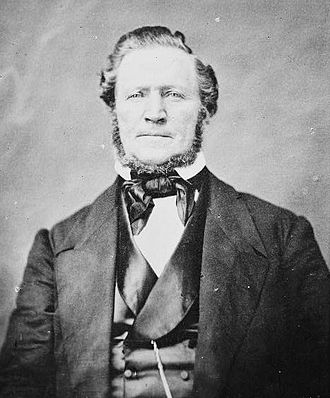 Theodemocracy - Brigham Young governed Utah influenced by theodemocratic principles