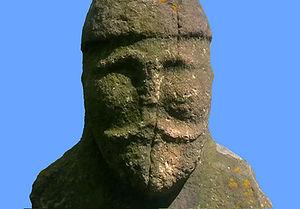 Cumania - Cuman/Kipchak statue, 12th century, Luhansk
