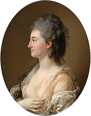 Królikarnia - Catherina Gattai Thomatis, mistress to King Stanisław August Poniatowski