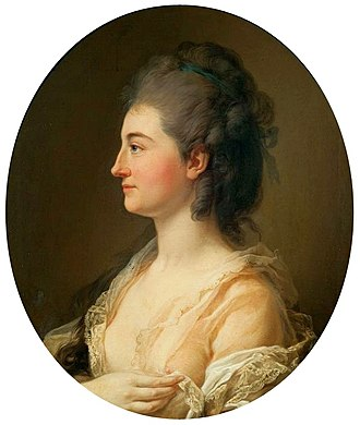 Królikarnia - Catherina Gattai Thomatis, mistress to King Stanisław August Poniatowski